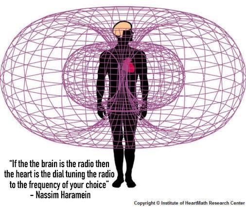 A visualization from Nassim Haramein – The fluid dynamics rhythm of yourbody