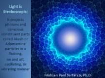 Light is stroboscopic