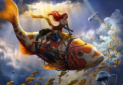 ATLANTIS SKY FISH